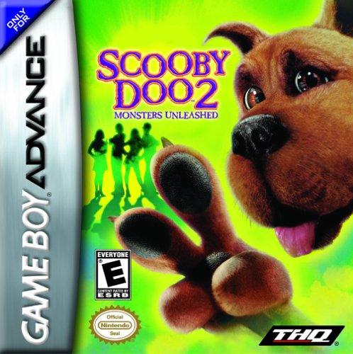Portada de la descarga de Scooby Doo 2: Monsters Unleashed