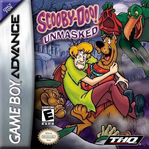 Portada de la descarga de Scooby Doo Unmasked
