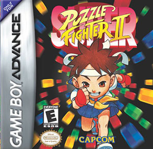 Juego online Super Puzzle Fighter II (GBA)