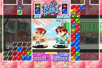 Imagen de la descarga de Super Puzzle Fighter II