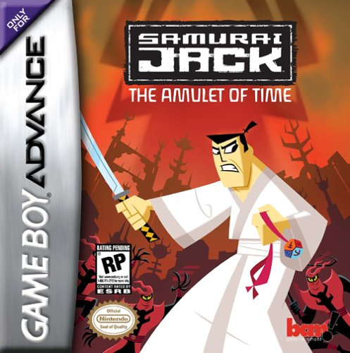Portada de la descarga de Samurai Jack: The Amulet of Time