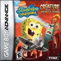 Portada de la descarga de SpongeBob SquarePants: Creature from the Krusty Krab