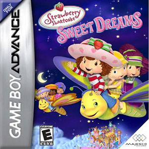 Juego online Strawberry Shortcake: Sweet Dreams (GBA)