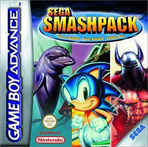 Juego online Sega Smash Pack (GBA)