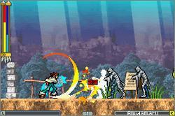 Imagen de la descarga de Shaman King: Master of Spirits 2