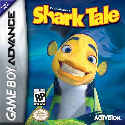 Portada de la descarga de DreamWork's Shark Tale