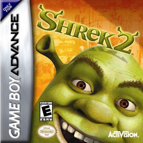 Portada de la descarga de Shrek 2