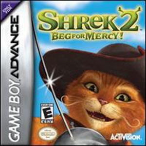 Portada de la descarga de Shrek 2: Beg for Mercy!