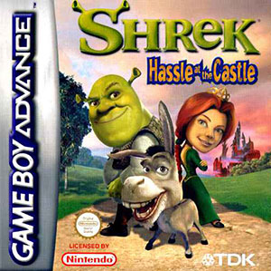 Juego online Shrek: Hassle at the Castle (GBA)