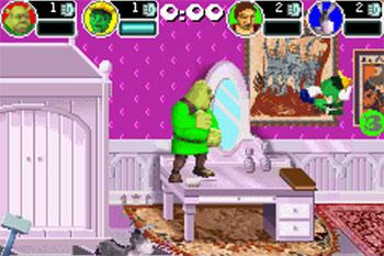 Imagen de la descarga de Shrek SuperSlam