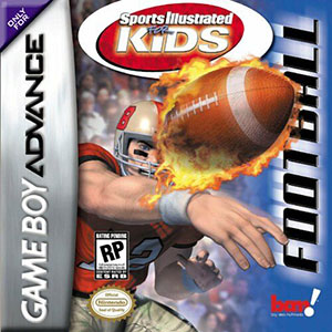 Juego online Sports Illustrated for Kids Football (GBA)