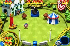 Pantallazo del juego online Super Mario Ball (GBA)