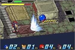 Imagen de la descarga de Sonic Battle