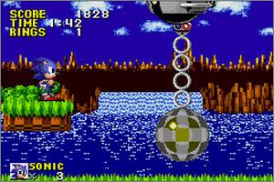 Imagen de la descarga de Sonic The Hedgehog Genesis