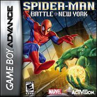 Portada de la descarga de Spider-Man: Battle for New York