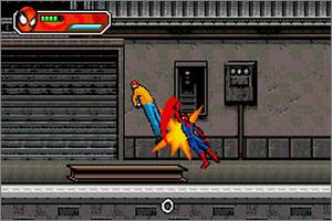 Imagen de la descarga de Spider-Man: Battle for New York