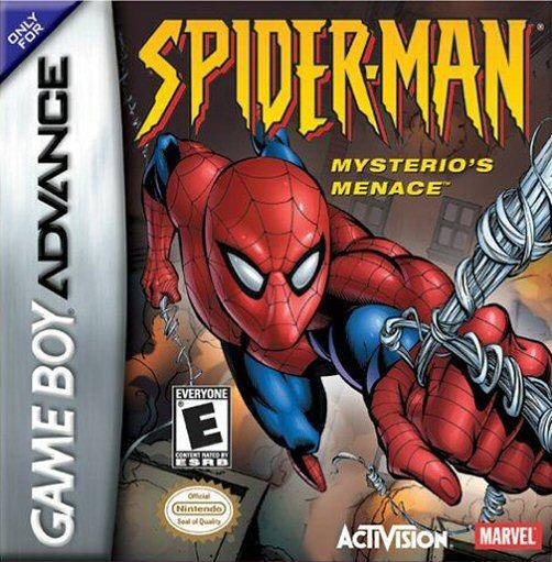 Portada de la descarga de Spider-Man: Mysterio's Menace
