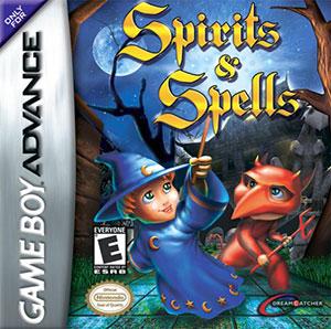 Portada de la descarga de Spirits & Spells