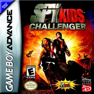 Juego online Spy Kids Challenger (GBA)