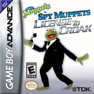 Juego online Jim Henson's Muppets in Spy Muppets: License to Croak (GBA)