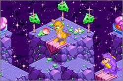 Pantallazo del juego online Spyro 2 Season of Flame (GBA)