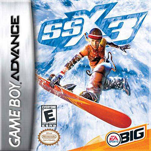 Juego online SSX 3 (GBA)
