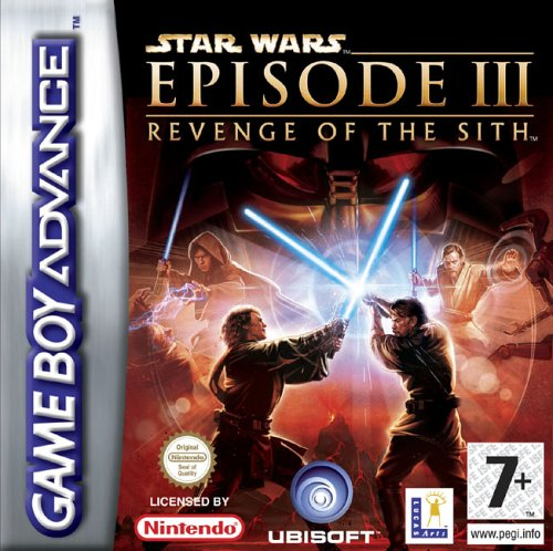 Portada de la descarga de Star Wars Episode III: Revenge of the Sith