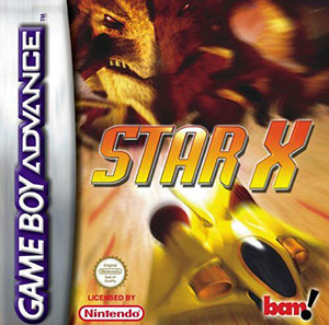 Juego online Star X (GBA)