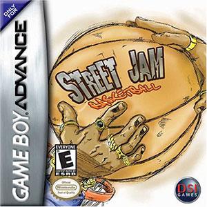 Juego online Street Jam Basketball (GBA)