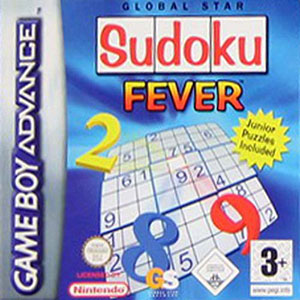 Juego online Sudoku Fever (GBA)