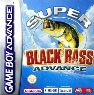 Juego online Super Black Bass Advance (GBA)