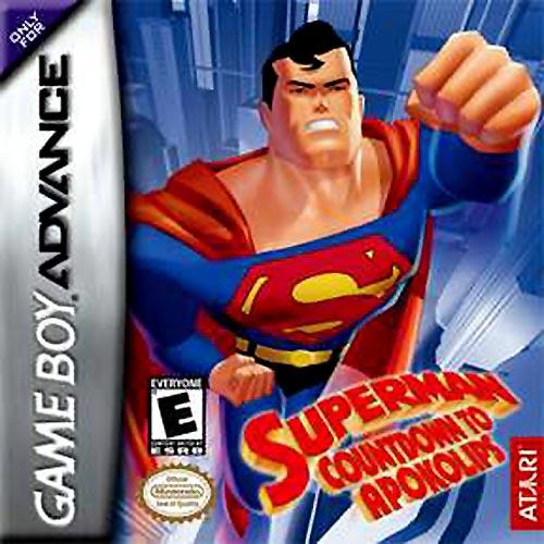 Portada de la descarga de Superman: Countdown to Apokolips