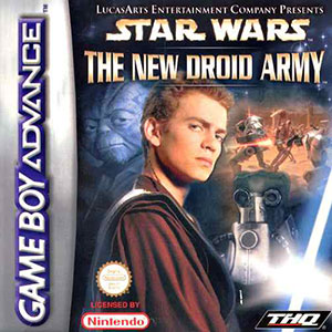 Juego online Star Wars: The New Droid Army (GBA)