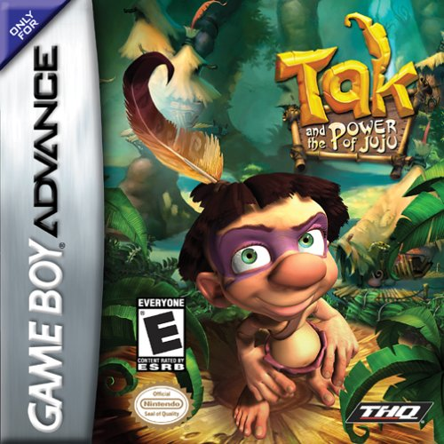 Portada de la descarga de Tak and the Power of JuJu
