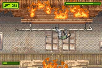 Pantallazo del juego online Tom Clancy's Splinter Cell (GBA)