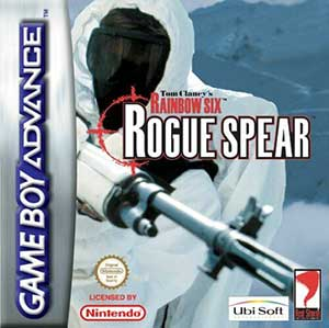 Juego online Tom Clancy's Rainbow Six: Rogue Spear (GBA)