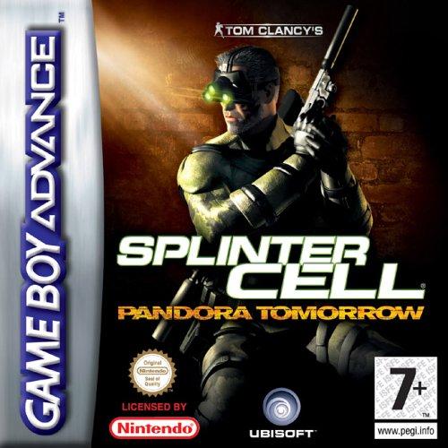 Portada de la descarga de Tom Clancy's Splinter Cell: Pandora Tomorrow