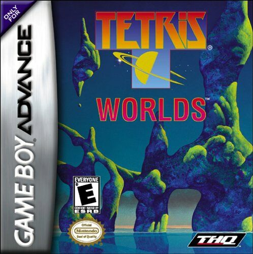Portada de la descarga de Tetris Worlds