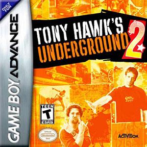 Juego online Tony Hawk's Underground 2 (GBA)