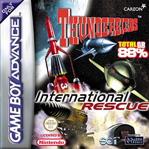 Juego online Thunderbirds International Rescue (GBA)