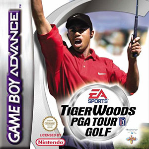 Juego online Tiger Woods PGA Tour Golf (GBA)