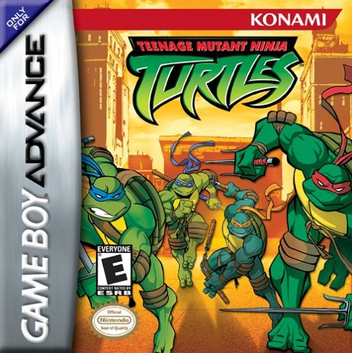 Juego online TMNT (GBA)