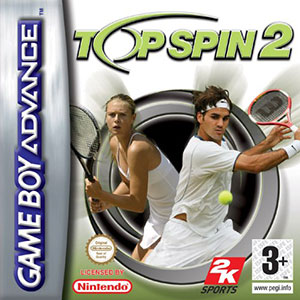Juego online Top Spin 2 (GBA)