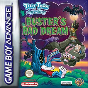 Juego online Tiny Toon Adventures - Buster's Bad Dream (GBA)