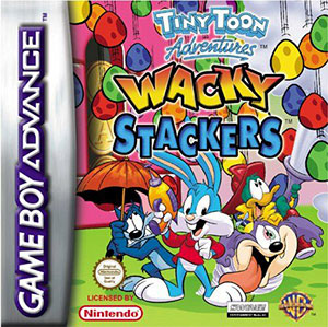 Juego online Tiny Toon Adventures: Wacky Stackers (GBA)
