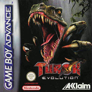 Juego online Turok: Evolution (GBA)