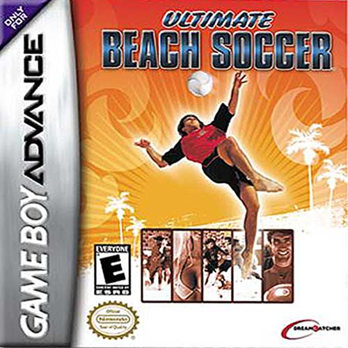 juego de beach soccer: