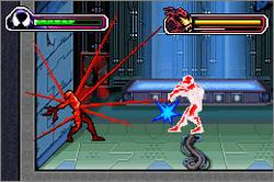 Ultimate SpiderMan GBA  Onlinemania