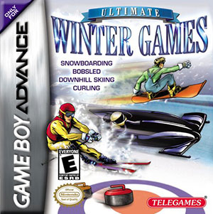 Juego online Ultimate Winter Games (GBA)