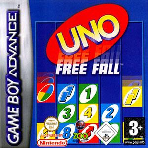Juego online Uno Free Fall (GBA)